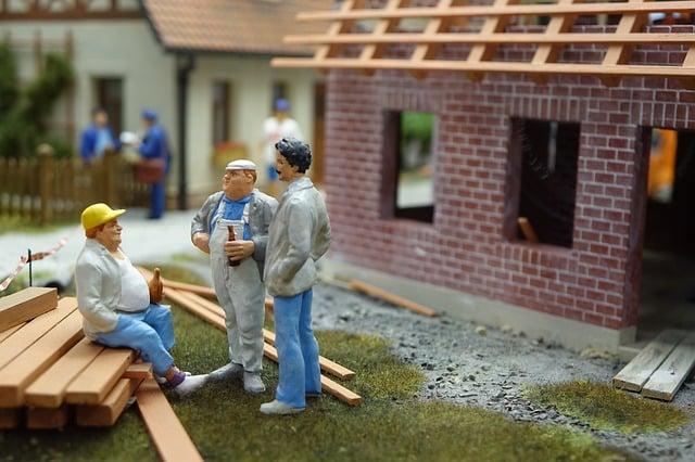 Réunion de chantier, les opportunités commerciales du technicien